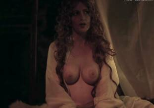 debbie rochon topless in richard lionheart rebellion 8084 20