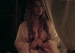 debbie rochon topless in richard lionheart rebellion 8084 4