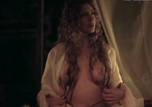 debbie rochon topless in richard lionheart rebellion 8084 7