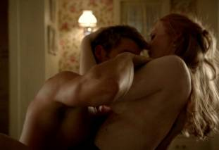 deborah ann woll topless on true blood 9685 14