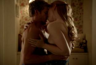 deborah ann woll topless on true blood 9685 5