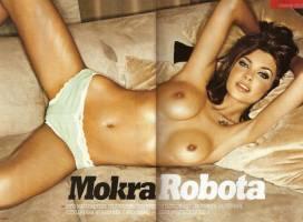 dominika zasiewska topless and wet for ckm 4207 7