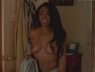 dominique perry nude in insecure sex scene 8994 27