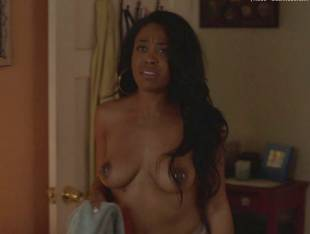 dominique perry nude in insecure sex scene 8994 29