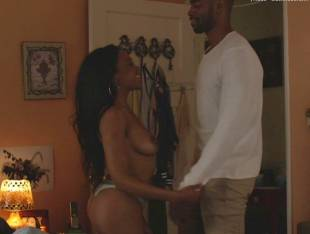 dominique perry nude in insecure sex scene 8994 33