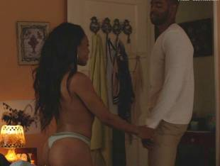 dominique perry nude in insecure sex scene 8994 35