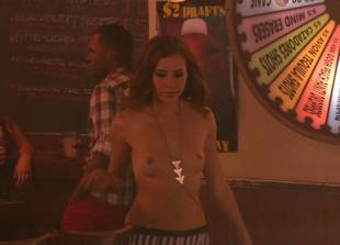 dora madison burge topless for surprise on dexter 0807 2