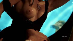 elena satine topless to serve you a drink 8332 14