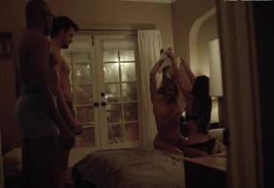 eliza coupe teri andrez topless together on casual 6149 5