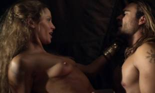 ellen hollman nude in spartacus blood and sand 4569 26