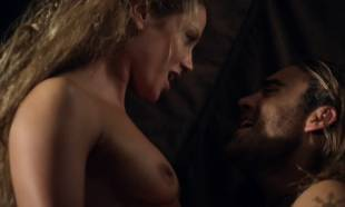 ellen hollman nude in spartacus blood and sand 4569 27