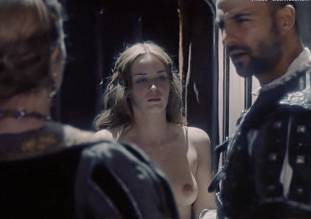 emily blunt topless in henry viii 0791 15