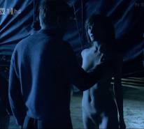 emily mortimer nude and full frontal in young adam 2749 12