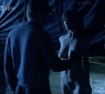emily mortimer nude and full frontal in young adam 2749 14