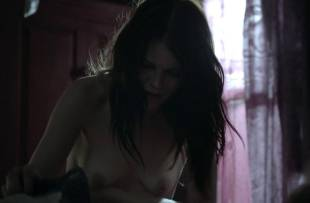 emma greenwell topless sex scene from shameless 3579 19