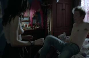 emma greenwell topless sex scene from shameless 3579 4