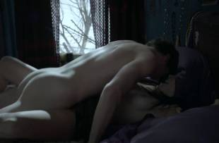 emma greenwell topless sex scene from shameless 3579 8