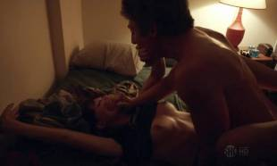 emma greenwell topless to break down walls on shameless 5558 18