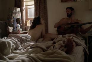 emmy rossum nude for multitasking pleasure on shameless 6115 2