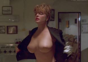 erika eleniak topless in under siege 6490 10