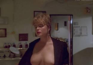 erika eleniak topless in under siege 6490 15
