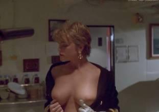 erika eleniak topless in under siege 6490 25