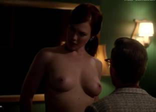 erin cummings topless breasts unleashed on masters of sex 4560 17