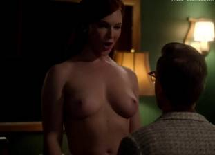 erin cummings topless breasts unleashed on masters of sex 4560 21