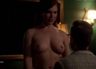 erin cummings topless breasts unleashed on masters of sex 4560 23