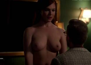 erin cummings topless breasts unleashed on masters of sex 4560 24