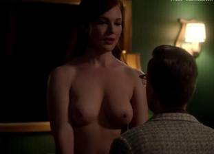 erin cummings topless breasts unleashed on masters of sex 4560 25