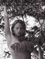 estella warren topless in ads for perry ellis 1100 1