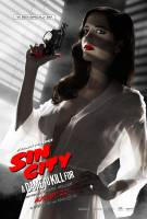 eva green breasts bared in sin city poster 0259 1