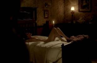 eva green nude on bed in penny dreadful 2773 1