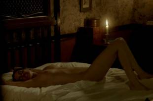 eva green nude on bed in penny dreadful 2773 10