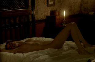 eva green nude on bed in penny dreadful 2773 12
