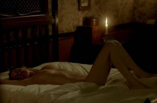 eva green nude on bed in penny dreadful 2773 13