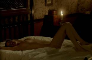 eva green nude on bed in penny dreadful 2773 14