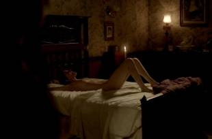 eva green nude on bed in penny dreadful 2773 2
