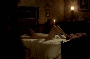 eva green nude on bed in penny dreadful 2773 3
