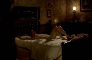 eva green nude on bed in penny dreadful 2773 5