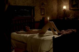 eva green nude on bed in penny dreadful 2773 7