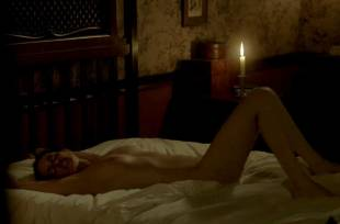 eva green nude on bed in penny dreadful 2773 8