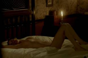 eva green nude on bed in penny dreadful 2773 9
