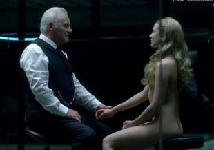 evan rachel wood nude and orgy scene on westworld 3233 10