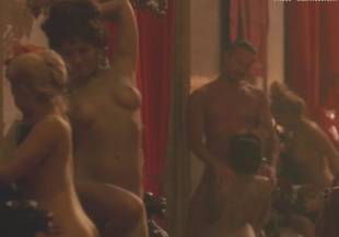 evan rachel wood nude and orgy scene on westworld 3233 12
