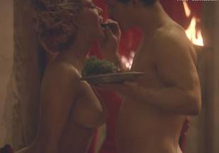 evan rachel wood nude and orgy scene on westworld 3233 18