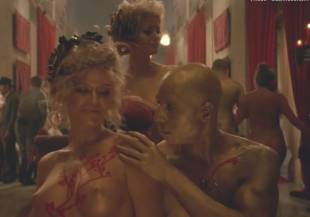 evan rachel wood nude and orgy scene on westworld 3233 24