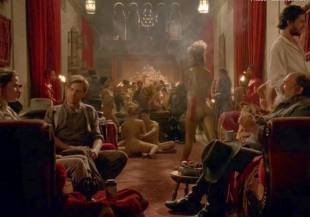 evan rachel wood nude and orgy scene on westworld 3233 30