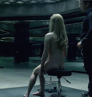 evan rachel wood nude in westworld 8823 8